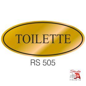 RS505 - Toilette