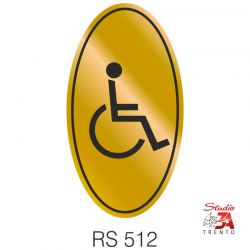 RS512 - Toilette Disabili