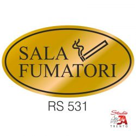 RS531 - Sala fumatori