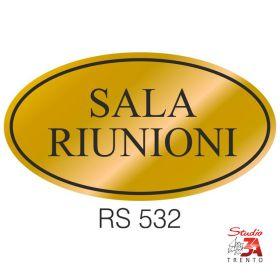 RS532 - Sala riunioni