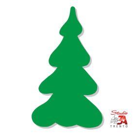 Stickers pino verde