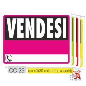 CC29 - Vendesi in PVC fluo...