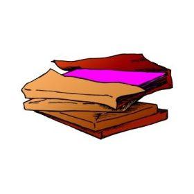 Risma di cartoncino fluorescente 50x70 fuxia