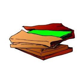 Risma di cartoncino fluorescente 50x70 verde